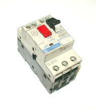 Telemecanique Motor Overload RELAY4-6.3 Amp Model GV2-M10 - $29.99