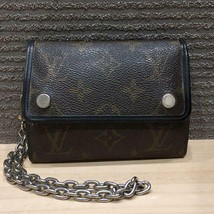 Louis Vuitton Monogram Macassar Portofeuil Compact - japan - $366.30