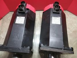 Ge Fanuc Ac Servo Motor Model 0(22/2000 A06B-0147-B075 #7008 Cnc Mazak V-15 - $357.19
