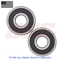 Front Wheel Bearings For Harley Davidson 88cc FXSTSI Softail Springer (EFI) 2001 - $36.00
