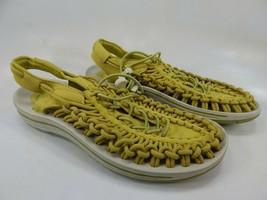 Keen Uneek Größe US 7 M (B) Eu 37.5 Damen Sport Sandalen Schuhe Moos/Sel... - $52.03