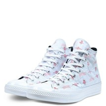 Converse Mens CTAS 70 Hi Houston Rockets Franchise Canvas 161162C Size 7.5 - $59.99