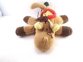 "Racing Horse Animal Hand Puppet Plush Glove Teachers Aid Preschool 11"" - $11.87"