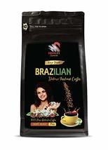 Light Roast Instant Coffee - Freeze Dried Brazilian Deluxe Instant Coffee - Braz - $9.85
