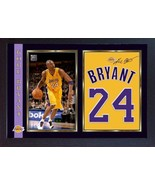 Kobe Bryant LA Lakers NBA signed autograph photo picture Basketball Fram... - $19.17