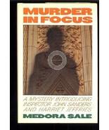 Murder in Focus [Hardcover] Sale, Medora - $7.13