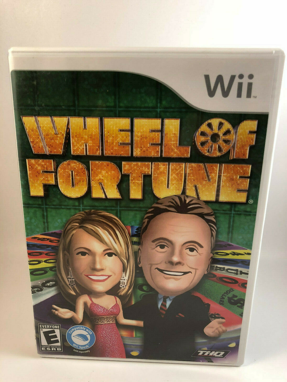 Primary image for Wheel of Fortune (Nintendo Wii, 2010) Complete
