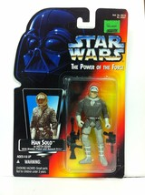 Star Wars Power Of The Force- Han Solo IN Hoth Matériel- #69587 Figurine... - $6.62