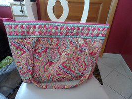 vera bradley Miller bag in Capri Melon Pattern - $71.00