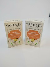Yardley London Limited Edition Vanilla Buttercream Bar Soap 4.25 Oz - Lot Of 2 - $6.89