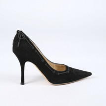Jimmy Choo Suede Pointed Pumps SZ 38 - $185.00