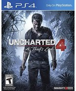 Uncharted 4: A Thief's End - PlayStation 4 - $24.75