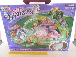 FurReal Friends Zhu Zhu Pets SCOOT SCURRY CITY Furry Frenzies NEW PLAY S... - $52.50