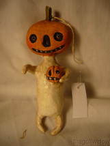 Bethany Lowe Halloween Little Pumpkin Head Ornament no. HH9220 image 1