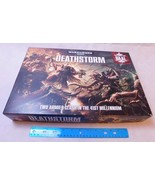 Warhammer 40K Deathstorm Shield of Baal Tyranids vs Blood Angels BOX ONLY - $5.00