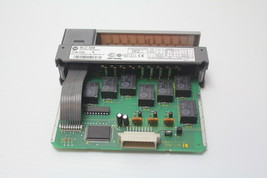 Allen Bradley 1746-OX8 SLC 500 Ser A Isolated Relay Output  Used - $24.99
