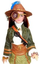 """Tonner Imperium Park Military Theory Steampunk 16"""" Antoinette Doll + Fea... - $169.95"""