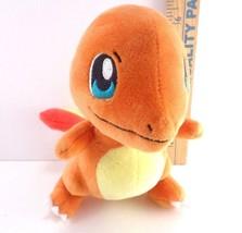 "Pokemon Pocket Monster Charmander Plush Toy Stuffed 7"" Soft Bean Bag Nintendo - $10.88"