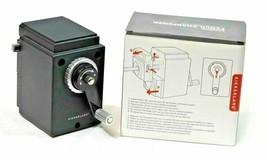 NIB Kikkerland Camera Pencil Sharpener Twin Lens Reflex Camera - ₹1,003.04 INR