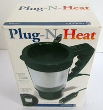Plug-N-Heat 14 Ounce Thermal Mug NEW? - $18.29