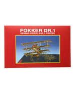 Fokker DR.1 Model by Aerobase – New, Beautiful and Unique Models from Japan - $67.31