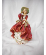 "Royal Doulton Figurine Top o' the Hill HN1834 RdNo 822821 8"" Tall Rare - $200.48"