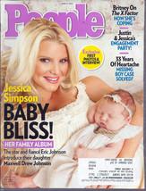 People Magazine June 11, 2012  Jessica Simpson - $2.50