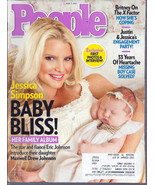 People Magazine June 11, 2012  Jessica Simpson - $2.50