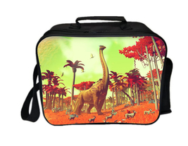 No Man's Sky Lunch Box Summer Series Lunch Bag Dinosaur - $19.99
