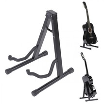 Guitar Stand Frame Aluminum Alloy Light Weight Acoustic Electric Classic... - $26.08