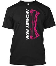 Premium Archery Mom - Hanes Tagless Tee T-Shirt Hanes Tagless Tee T-Shirt - $10.99