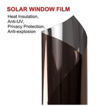 Soqool Daytime One Way Privacy Window Film Reflecting Mirrored Tint Self... - $35.04