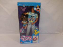 Disney Barbie Doll The Heart Family Visits Disneyland Park 7556 Mattel 1989 Mick - $86.02