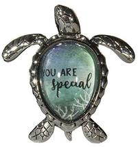 Inspirational Zinc Sea Turtle Figurine by Ganz - You are in My Prayers - $6.14