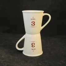 Starbucks Coffee 2010 3oz Demi Espresso Cup Demitasse Mug Tea Shot Glass... - $32.62