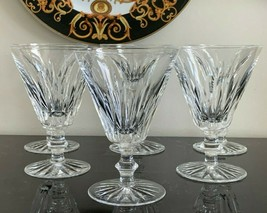 Waterford Eileen Crystal Cut Water Goblet Set of 6 - $119.00