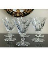 Waterford Eileen Crystal Cut Water Goblet Set of 6 - $119.00