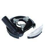Dustless Technologies 5 in. Polycarbonate Pro Dust Shroud in Black - $18.54