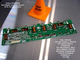 Sanyo / Insignia / Dynex 19.26T05.005 Backlight Inverter - $11.30