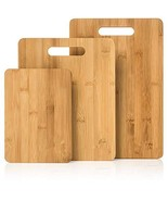 Cutting Board Organic Premium Cutting Board- 3 Pack - Large Cutting Boar... - $46.01