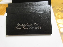 1994 U.S. Mint Silver Proof Set , Lot of 5 , New In Original Mint Package - $150.00
