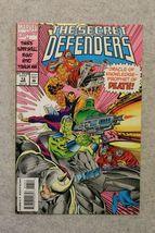 Marvel Comics THE SECRET DEFENDERS #13 MAR 1994 - Prophet of Death! NM L... - $9.95