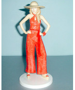 Royal Doulton Charlie Fashion Figurine Signed by Michael HN5597 New In Box - $268.90