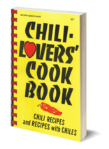 Chili Lover's Cookbook - $6.95