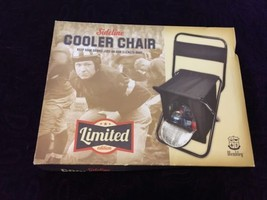 Sideline Cooler Chair-Wembley-Limited Edition -New In Box - $15.83