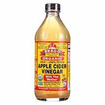Bragg Organic Apple Cider Vinegar - 16 Ounce (Pack of 2) - $18.31