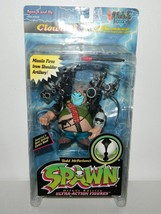 Todd McFarlane's Spawn Deluxe Edition Clown II Ultra Action Figure New i... - $24.74