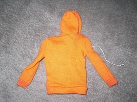 Mattel Barbie Doll Clothes - Ken Pak Orange Sweatshirt 1963 - BW Label image 3