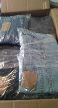 PANTS-SKIRTS Mixed Sizes Lot of 42 Items - LEVY'S LEE NIKE ADIDAS ROCAWE... - $840.00