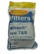 Bissell 7, 8 Upper Tank, Pre Motor Filter BR-1815 - $7.16